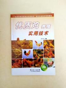 DDI221925 优质鸡养殖实用技术(一版一印)