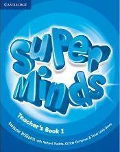 Super Minds Level 1 Teacher's Book