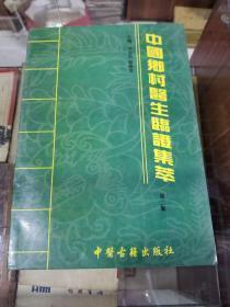 中国乡村医生临床证集萃。第二集