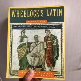 现货(英文原版)韦洛克拉丁语教程(最新版,第7版)Wheelock's Latin:The Classic Introductory Latin Course, Based on the Writings of Cicero, Vergil, and Other Major Roman Authors
