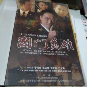 国门英雄三十三集大型悬疑电视连续剧DVD