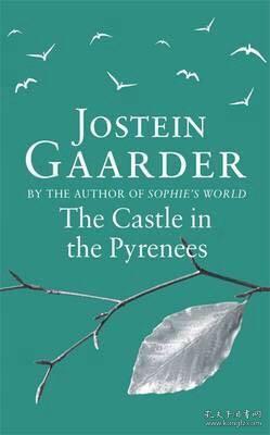预售挪威大师级作家乔斯坦贾德the castle in the pyrenees jostein gaarder