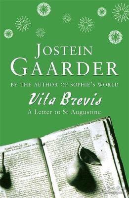预售挪威大师级作家乔斯坦贾德vita brevis jostein gaarder