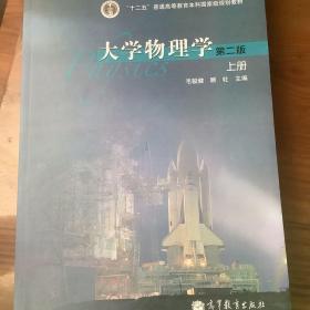 大学物理学(上册 第二版)