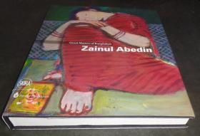 2手英文 Zainul Abedin: Great Masters of Bangladesh 扎因·阿贝丁 xge88