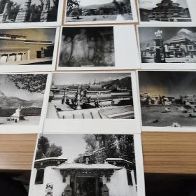 阿里扎达县托林寺 老照片