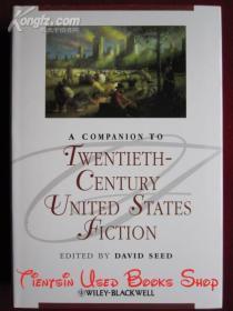 A Companion to Twentieth-Century United States Fiction(英语原版 精装本)二十世纪美国小说指南