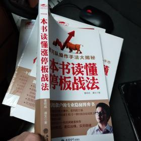 擒住大牛:一本书读懂涨停板战法