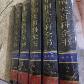 中国大百科全书精华本