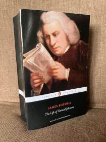 The Life of Samuel Johnson(鲍斯威尔《约翰生传》,古往今来传记翘楚,David Womersley编辑,注释详尽,背景资料丰富)