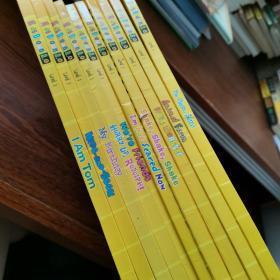 布朗儿童英语2.0. LEVEL(1-10)10册合售 (封面有签名,内页干净无写划)