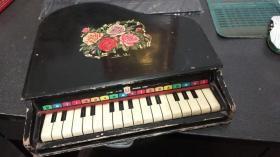 老式18音木制台式儿童小钢琴【音质好】中国 上海