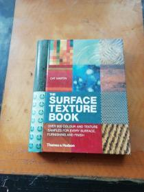 The Surface Texture Book:Over 800 Colour and Texture Samples for Every Surface, Furnishing and Finish