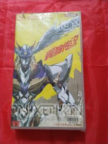 光盘:28集日本大型科幻动画连续剧:翼神传说(15片装VCD)