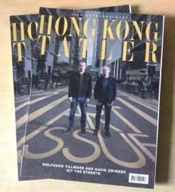 英文版TATLER 闲谈者2018年3月 英文时尚潮流趋势服饰流行杂志