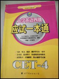 DDI259023 大学英语四级应试一本通