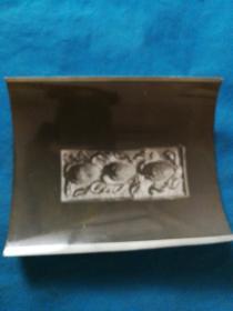金带饰文物照片 尺寸12.5x10.5厘米
