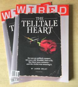 美国版 WIRED 连线 2019年10月 英文科技杂志 现货