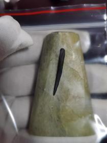 1青田石随形印章料雕刻练手