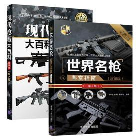 火力真相中国现代枪械(手枪篇)