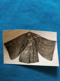 清代服饰照片,尺寸9.5x6厘米