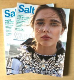 英国版SALT 2018年spring/summer 英文版时尚潮流趋势服装杂志