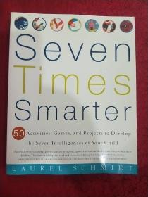 Seven Times Smarter  50 Activities, Games, and P
