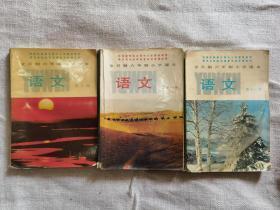 语文全日制六年制小学课本1996