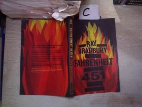 FAHRENHEIT 451 RAY BRADBURY 华氏451度  雷布拉德伯里(022)