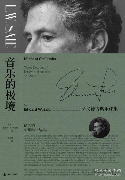 音乐的极境:萨义德古典乐评集