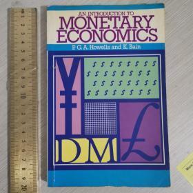 An introduction to monetary economics 货币经济学导论