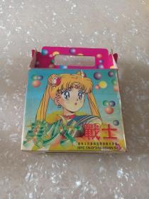 动画系列 美少女战士(六盒金装光盘)