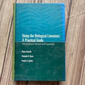 英文版 使用生物学文献:实用指南 第三版