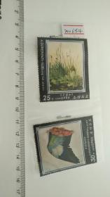 外国邮票满60包邮
