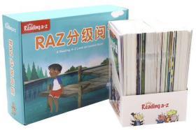 2020新款Raz 升级加厚礼盒小达人点读版分册