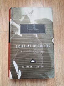 Joseph and His Brothers 约瑟夫与他的兄弟们 Thomas Mann 托马斯·曼 everyman's library 人人文库 英文原版 布面精装 全网最全卖家,私藏300多种;全网最低价包邮