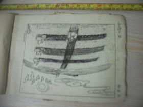 1990年代湖南科技报 报头设计稿 湖南省著名漫画家成士壁先生漫画
