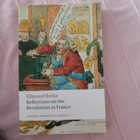 ReflectionsontheRevolutioninFrance