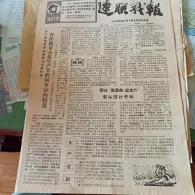 28.文革小报《《辽联战报》》(67.7.17)