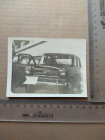 老照片,早期照片,汽车2张,尺寸图为准