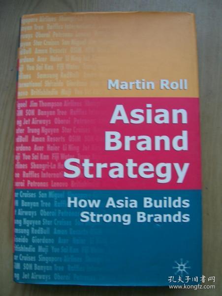 Asian Brand Strategy【德文原版】精装16开【外文书--32】