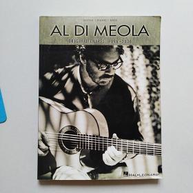 GUITAR I PIANO I BASS AL DI MEOLA ORIGINAL CHARTS:1996-2006