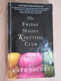 外文书   THE  FRIDAY NIGHT KNITTING   共372页
