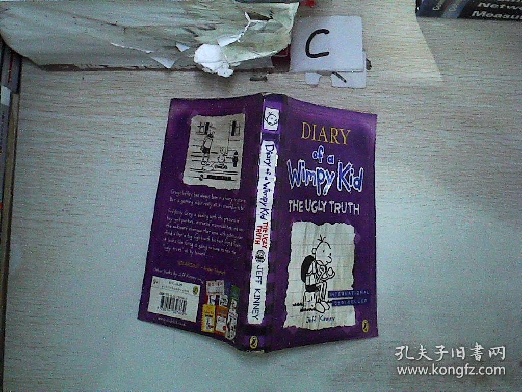 DiaryofaWimpyKid#5:TheUglyTruth 小鬼日记35;5:丑陋的真相(055)