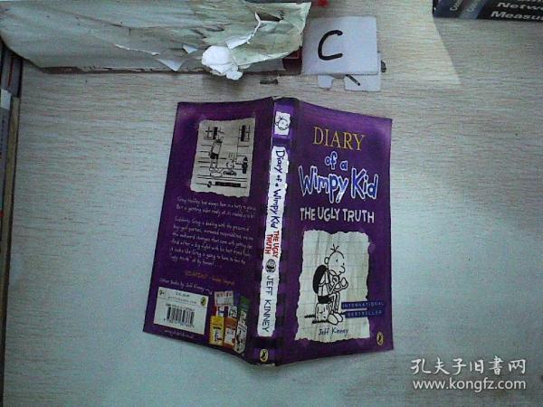 DiaryofaWimpyKid#5:TheUglyTruth