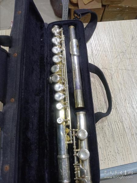 白铜 笛子