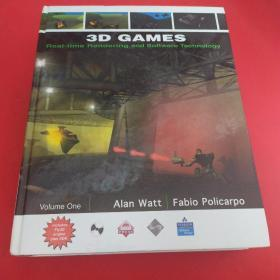3D Games  Real-time Rendering  and Software  3D游戏实时渲染和软件