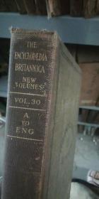 the encyclopaedia britannica  大英百科全书30