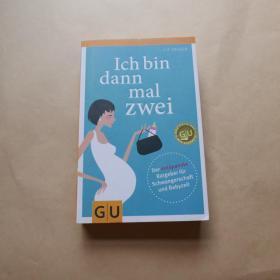 Ich bin dann mal zwei: Der entspannte Ratgeber für Schwangerschaft und Babyzeit (Deutsch) Taschenbuch – 8. Februar 2012