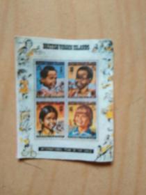 复制品境外邮票